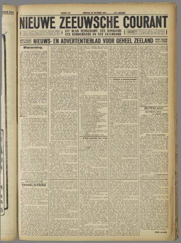 Nieuwe Zeeuwsche Courant 1923-10-30