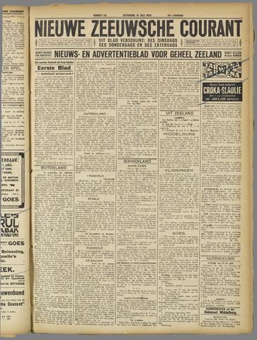 Nieuwe Zeeuwsche Courant 1923-07-14