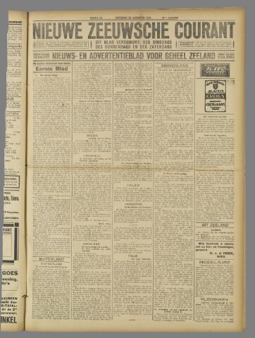 Nieuwe Zeeuwsche Courant 1924-08-23