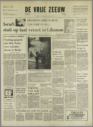 de Vrije Zeeuw 1970-05-13