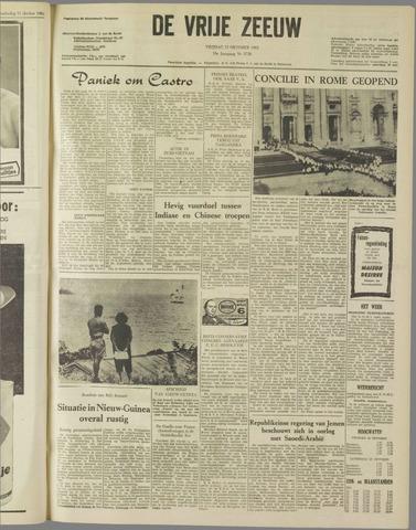de Vrije Zeeuw 1962-10-12