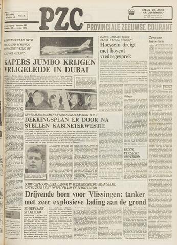 Provinciale Zeeuwse Courant 1973-11-28