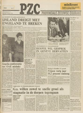 Provinciale Zeeuwse Courant 1976-01-14