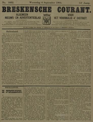 Breskensche Courant 1905-09-06