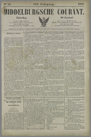 Middelburgsche Courant 1882-01-28
