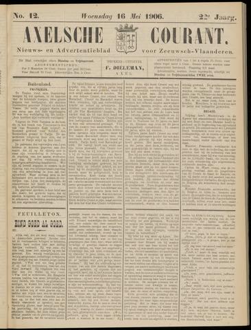 Axelsche Courant 1906-05-16
