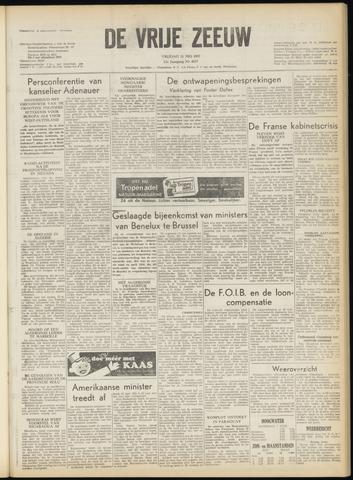 de Vrije Zeeuw 1957-05-31