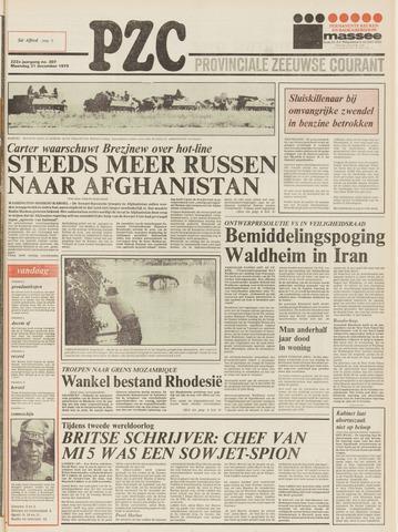 Provinciale Zeeuwse Courant 1979-12-31
