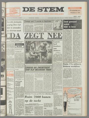 de Stem 1977-08-24
