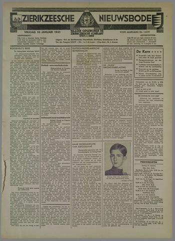 Zierikzeesche Nieuwsbode 1941-01-10
