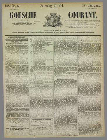 Goessche Courant 1881-05-21