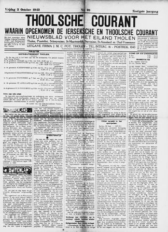 Ierseksche en Thoolsche Courant 1942-10-02