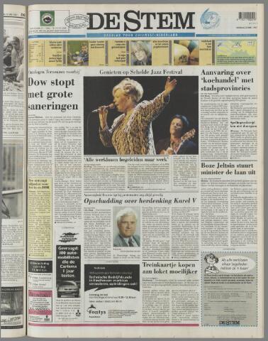 de Stem 1997-05-23