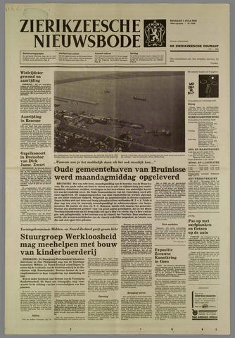 Zierikzeesche Nieuwsbode 1984-07-03