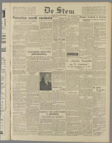 de Stem 1947-12-01