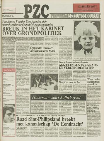 Provinciale Zeeuwse Courant 1977-03-22