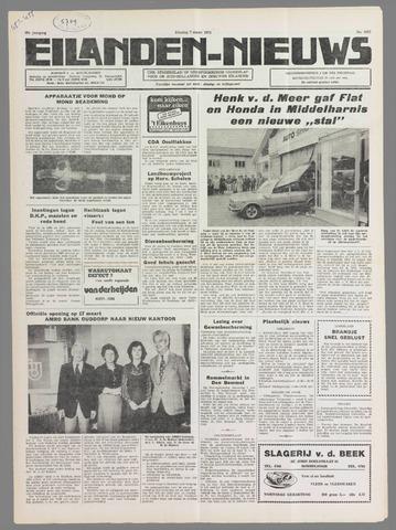 Eilanden-nieuws. Christelijk streekblad op gereformeerde grondslag 1978-03-07