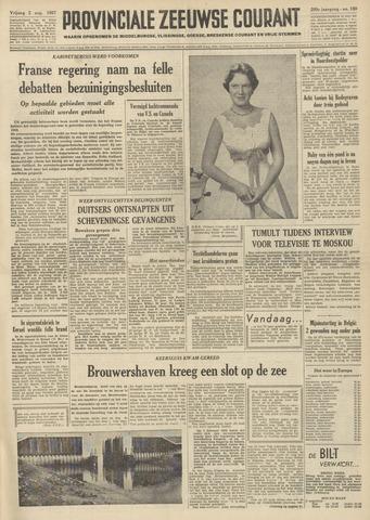 Provinciale Zeeuwse Courant 1957-08-02