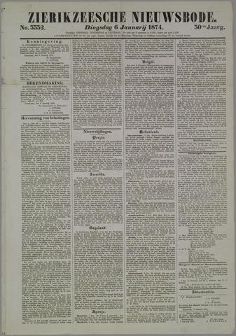 Zierikzeesche Nieuwsbode 1874-01-05
