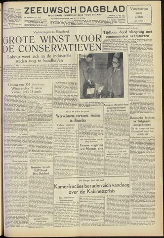 Zeeuwsch Dagblad 1955-05-27