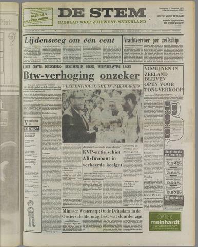 de Stem 1975-11-27