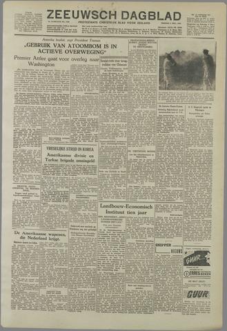 Zeeuwsch Dagblad 1950-12-01