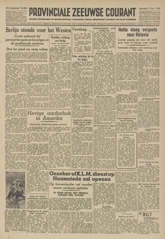 Provinciale Zeeuwse Courant 1948-12-06