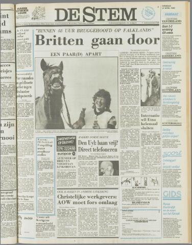 de Stem 1982-04-27