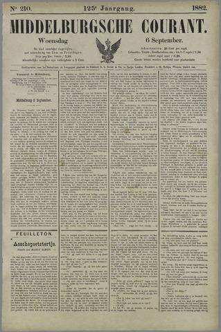 Middelburgsche Courant 1882-09-06