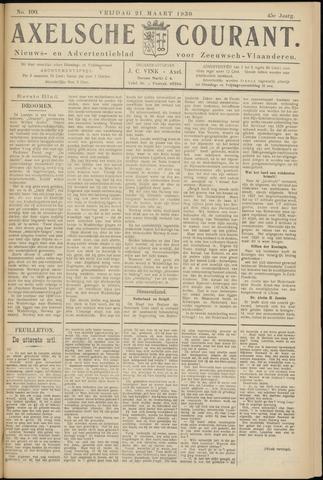 Axelsche Courant 1930-03-21