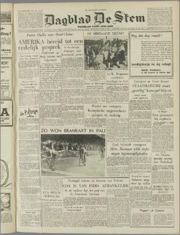 de Stem 1955-07-27