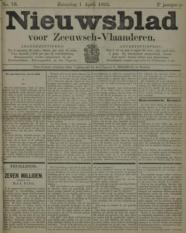 Nieuwsblad voor Zeeuwsch-Vlaanderen 1893-04-01
