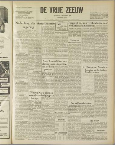 de Vrije Zeeuw 1958-11-08