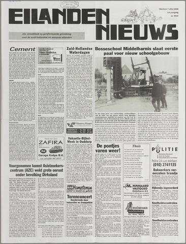 Eilanden-nieuws. Christelijk streekblad op gereformeerde grondslag 2000-07-07