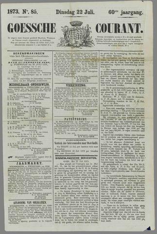 Goessche Courant 1873-07-22