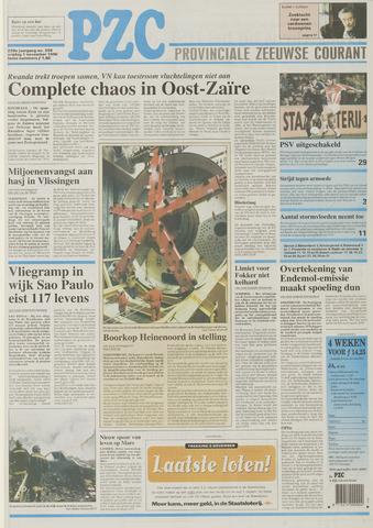 Provinciale Zeeuwse Courant 1996-11-01