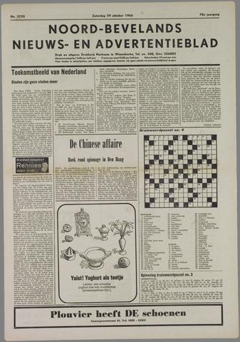 Noord-Bevelands Nieuws- en advertentieblad 1966-10-29
