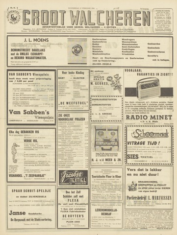 Groot Walcheren 1964-02-27