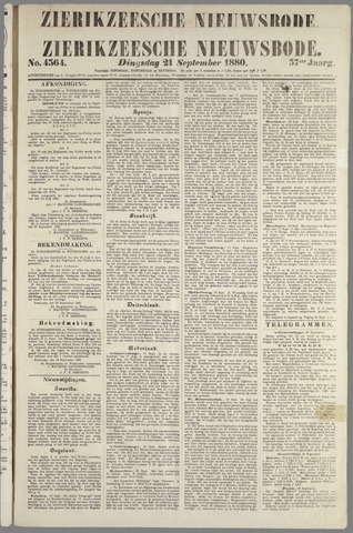 Zierikzeesche Nieuwsbode 1880-09-21