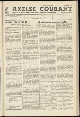 Axelsche Courant 1969-05-03