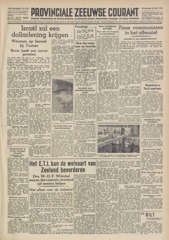 Provinciale Zeeuwse Courant 1948-05-26