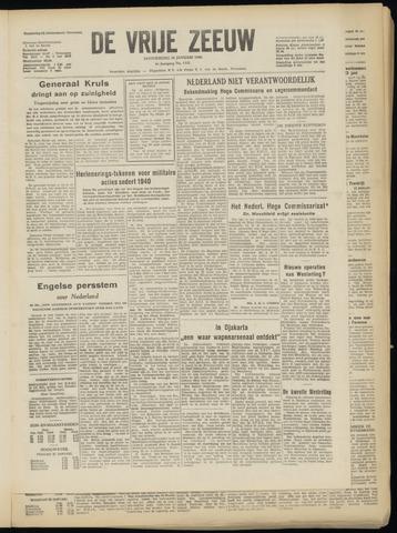 de Vrije Zeeuw 1950-01-26