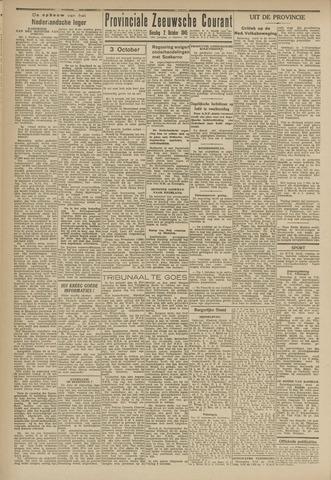 Provinciale Zeeuwse Courant 1945-10-02