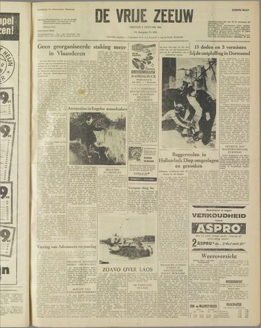 de Vrije Zeeuw 1961-01-06