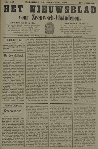 Nieuwsblad voor Zeeuwsch-Vlaanderen 1900-12-22