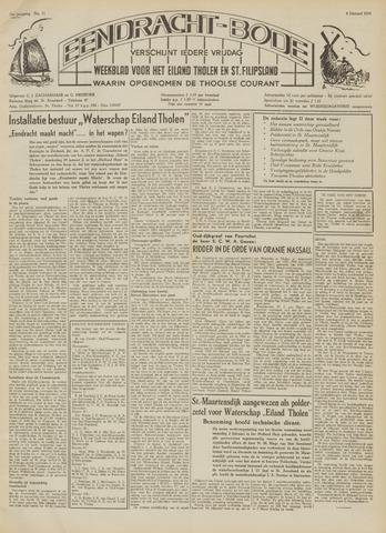 Eendrachtbode (1945-heden)/Mededeelingenblad voor het eiland Tholen (1944/45) 1959-02-06