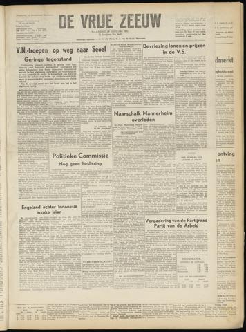 de Vrije Zeeuw 1951-01-29