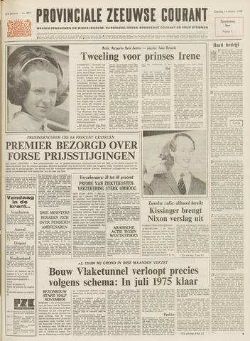 Provinciale Zeeuwse Courant 1972-10-14