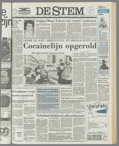 de Stem 1987-03-13