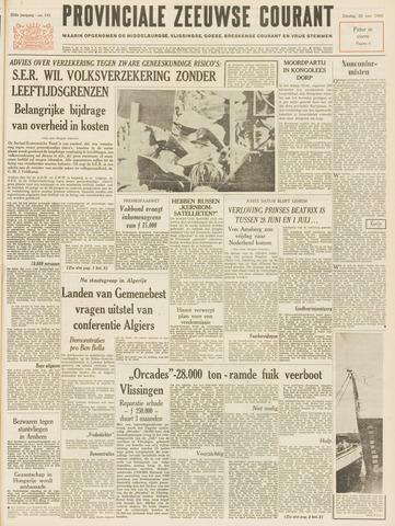 Provinciale Zeeuwse Courant 1965-06-22